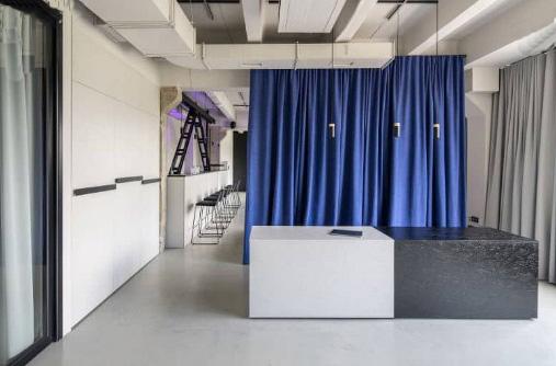 cortinas para separar ambientes acústicas