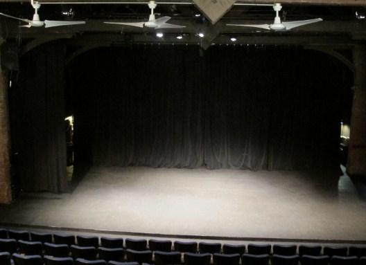 telon de teatro