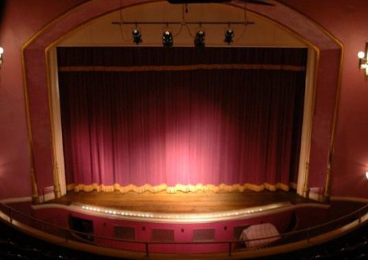 telones en americana para teatros