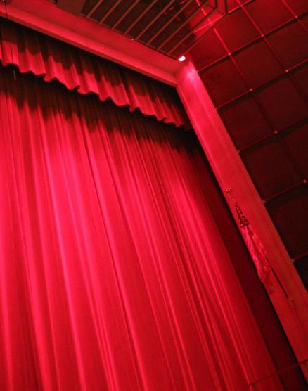 telones básicos para teatros