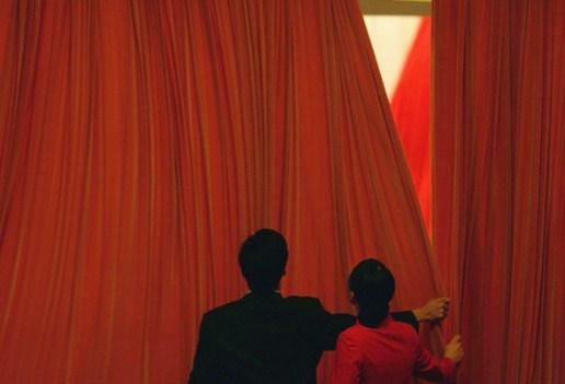textiles especiales para cortinas de teatros
