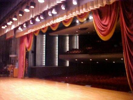 instalaciones de teatros